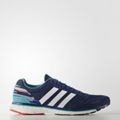Παπουτσια Για Τρεξιμο Adidas Adizero Adios 3 Ανδρικα Μπλε Ασπρα Μπλε