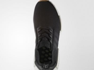 Παπουτσια Adidas Originals Nmd_r1 Primeknit Ανδρικα Μαυρα