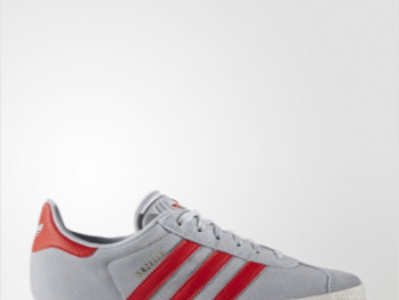 Τα Πιο Φθηνα Adidas Gazelle Παπουτσια Originals Για Αγορια Κοκκινα Χρυσο Χρωμα Γκρι Μεταλλικός