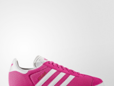 Adidas Gazelle Προσφορες,Παπουτσια Originals Γυναικεια Ροζ Ασπρα