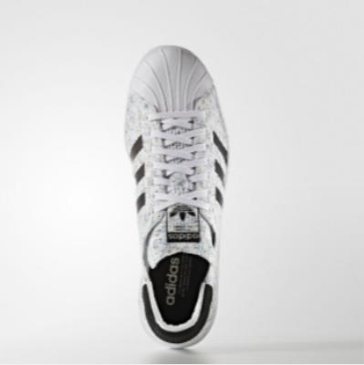 Adidas Superstar 80s Primeknit Outlet Greece,Παπουτσια Originals Γυναικεια Ασπρα Μαυρα (2)