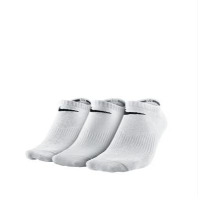 NIKE 3PPK LIGHTWEIGHT NO SHOW λευκές Κάλτσες Αθλητικές