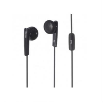 HUAWEI P7 Στερεοφωνικά Ακουστικά με Μικρόφωνο για Όλα τα Smartphones και Tablets AM-115 - Μαύρο