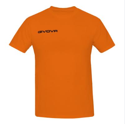 75a77f94dc11 Κοντομανικα μπλουζακια T-Shirt GIVOVA Fresh Πορτοκαλι