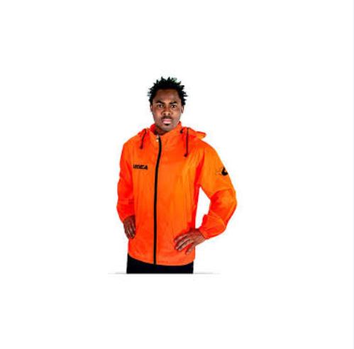 5222844e1c2 Αντιανεμικά μπουφάν RAIN JACKET CAIRO TUONO Πορτοκαλί