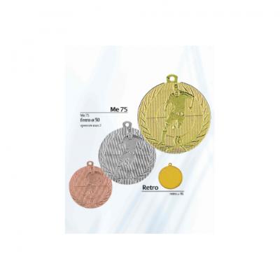 Μετάλλια ποδοσφαίρου Φ50