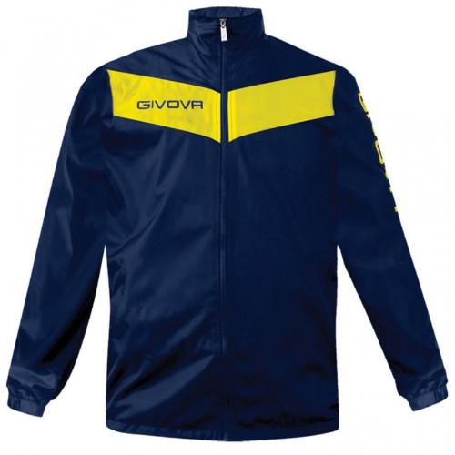 Αδιάβροχο Μπουφάν Ανδρικό GIVOVA yellow blue
