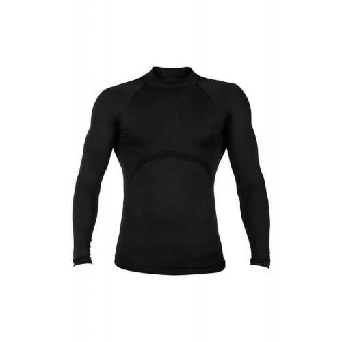 Ισοθερμικό Μπλουζάκι unisex Roly black (1)