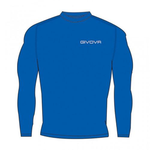 Ισοθερμικό μπλουζάκι givova corpus 3 maglia azzuro