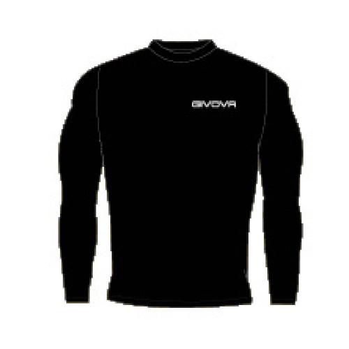 Ισοθερμικό μπλουζάκι givova corpus 3 maglia black