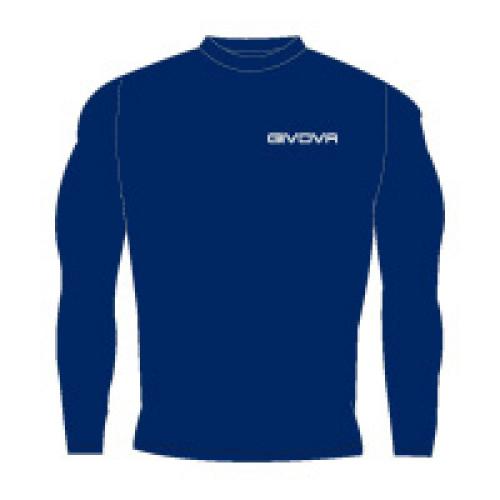 Ισοθερμικό μπλουζάκι givova corpus 3 maglia ble