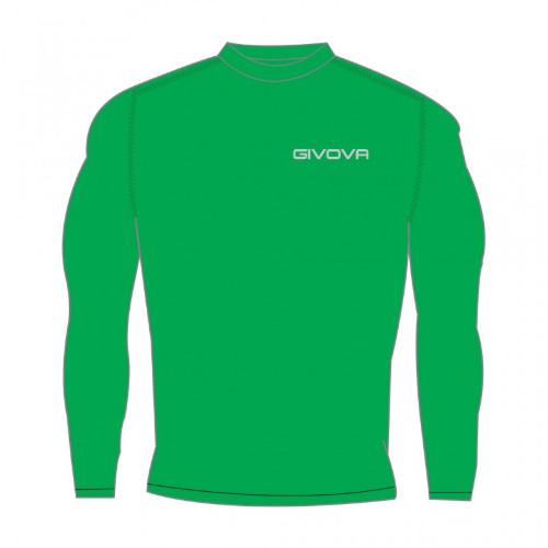 Ισοθερμικό μπλουζάκι givova corpus 3 maglia green