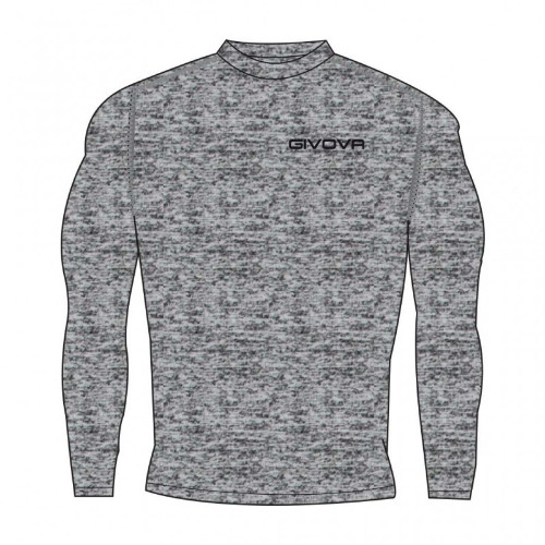 Ισοθερμικό μπλουζάκι givova corpus 3 maglia grey