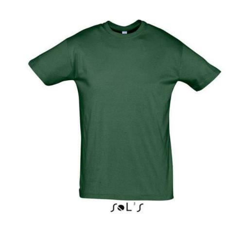 Μακό Μπλουζάκι SOL'S REGENT BOTTLE GREEN
