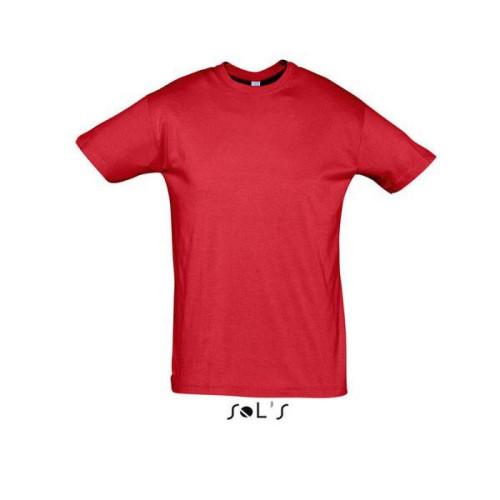 Μακό Μπλουζάκι SOL'S REGENT RED